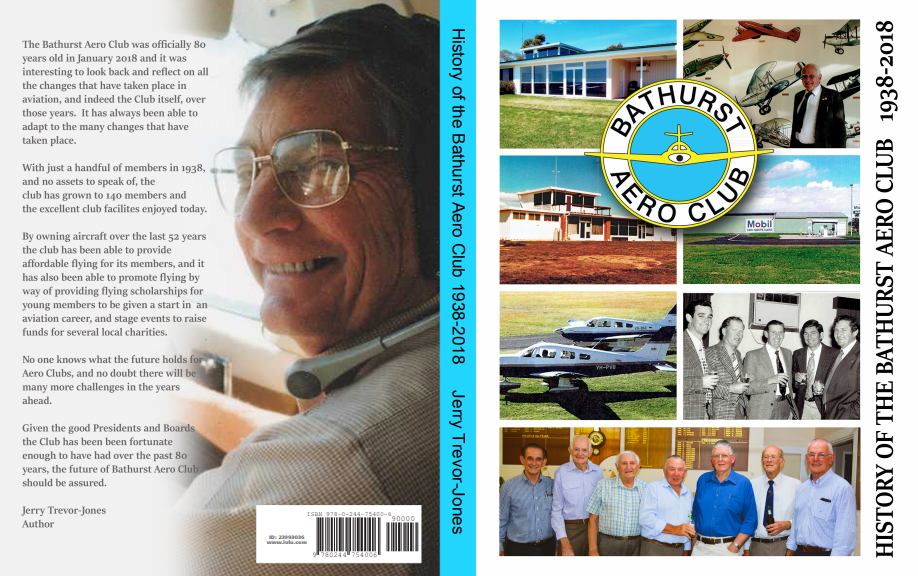 History of the Bathurst Aero Club 1938-2018
