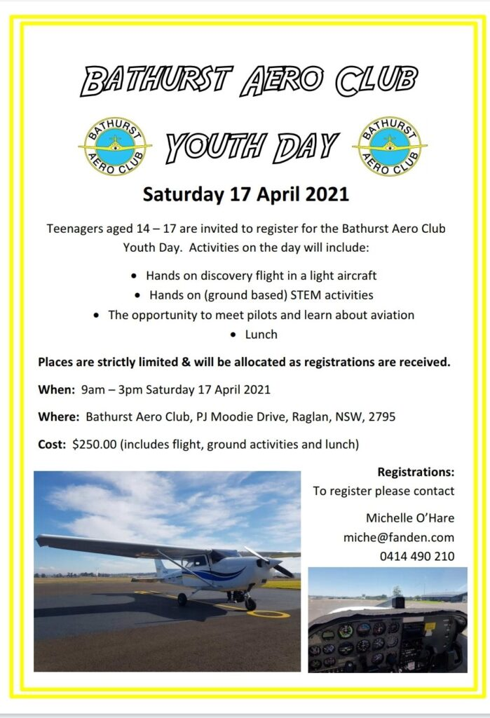 Youth Day  – 17 April 2021